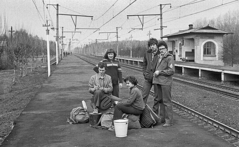 Как выглядели последние два поколения молодежи СССР