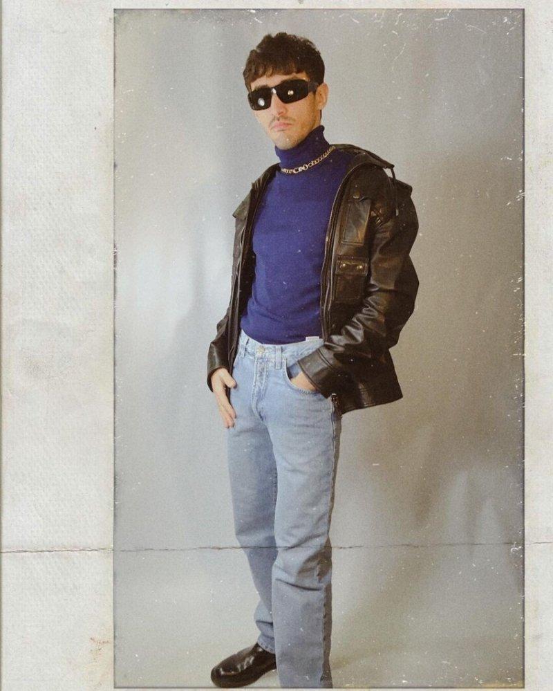 Как одевались мужчины в 90-х
