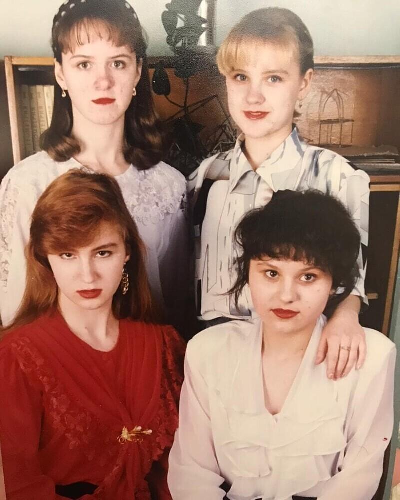 14. А какие модные веяния 90-х на девушках смотрелись лучше всего?