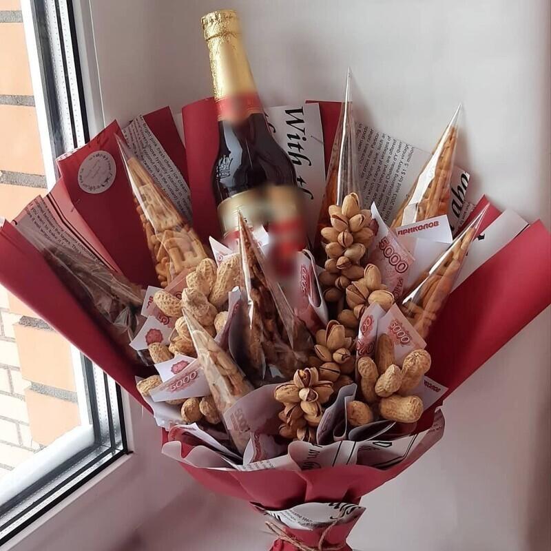 Нестандартные подарки на 23 февраля, которые посчастливилось получить нашим мужчинам