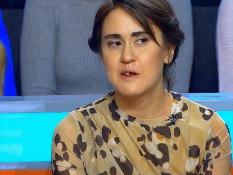 Успенская помирилась с дочерью, обвинившей ее в насилии