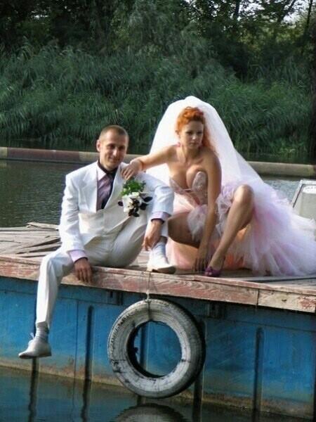 Немного о современной русской свадьбе