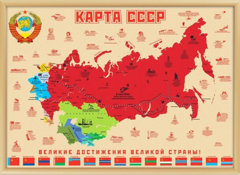 Ностальгическая подборка советской периодики