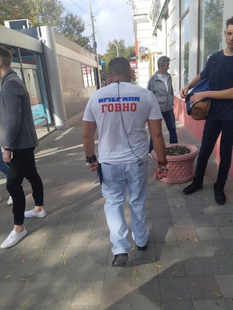 Надписи на футболках, вызывающие недоумение и ступор