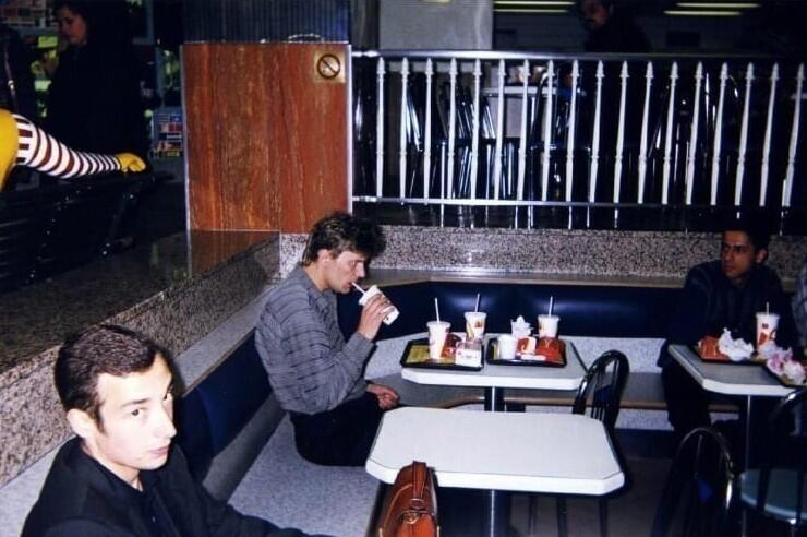 Лихие 90-е в сильных кадрах