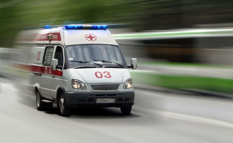 «Скорая» опоздала к пожилому пациенту из-за убитой дороги