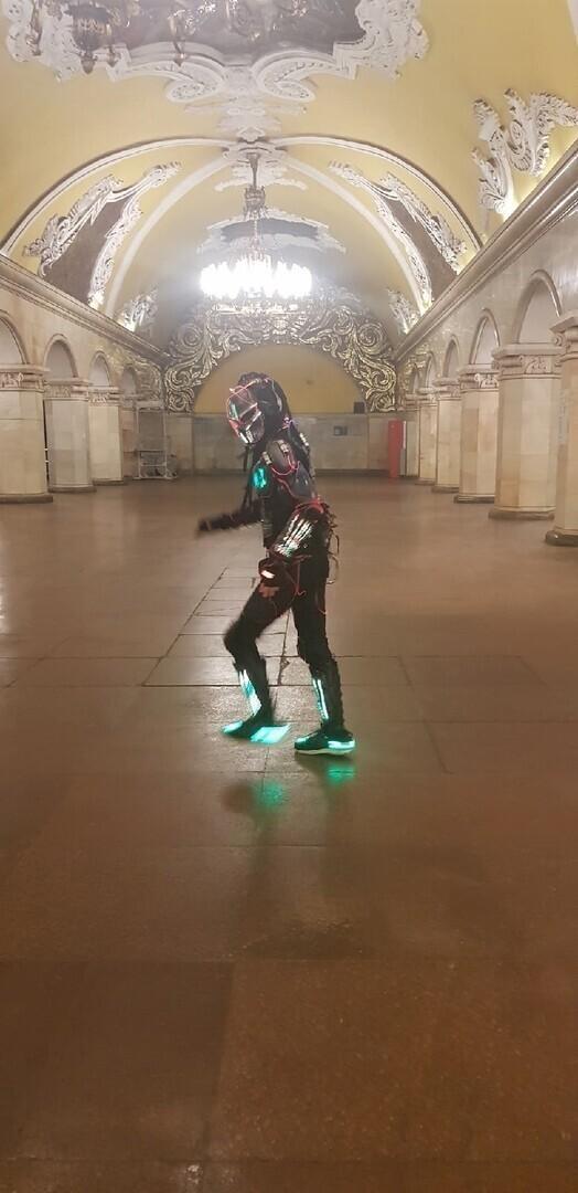 Бескомпромиссные модники московского метро