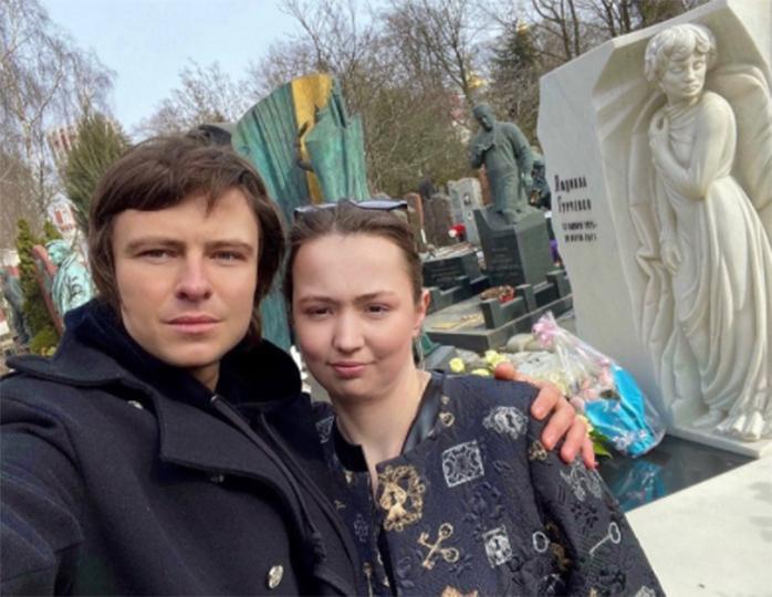 Внучку Гурченко все чаще видят в компании Прохора Шаляпина