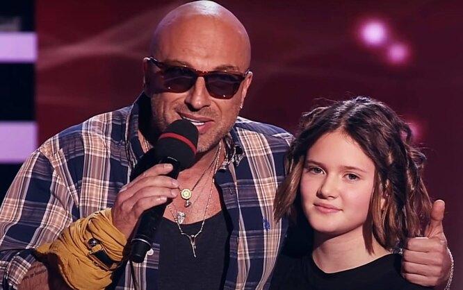 Трофим резко высказался об участии дочери в шоу «Голос.Дети»