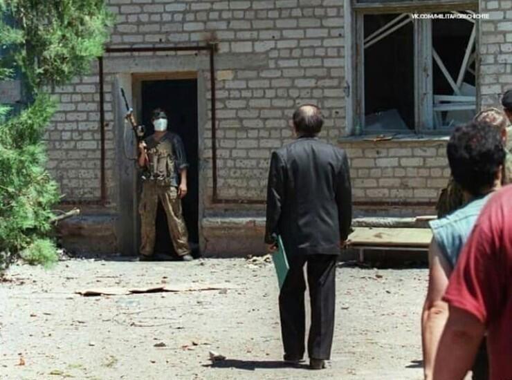Буденновск, переговоры с террористами. 1995 год