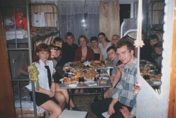 Обшага. 1995 год