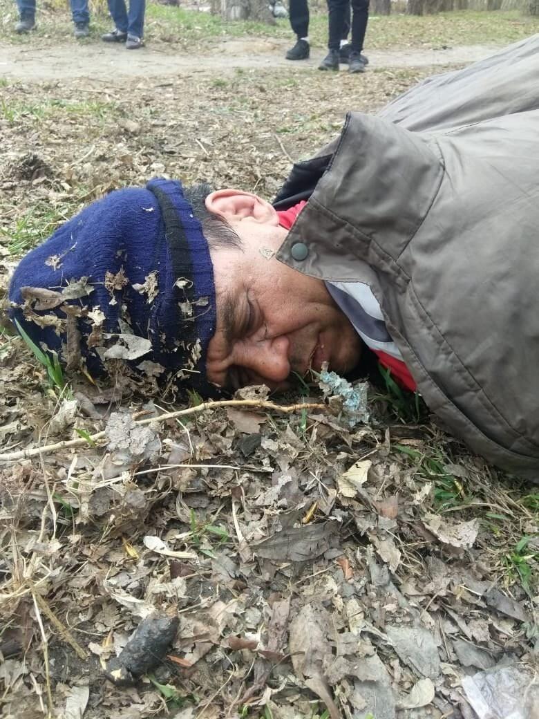 Жители Челябинска поймали педофила и сдали его в полицию