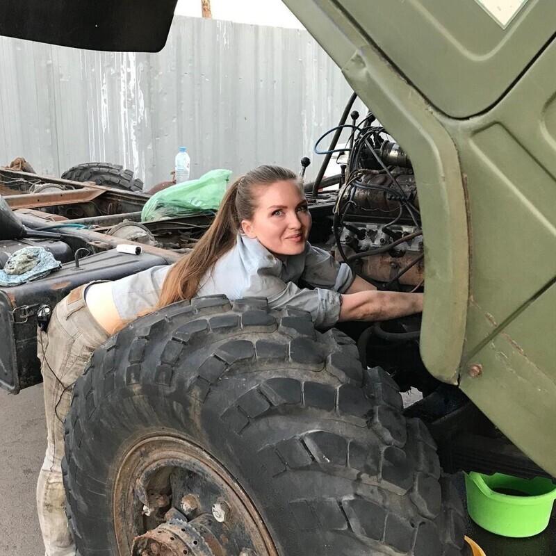 Бурная деятельность, кипящая в гаражах