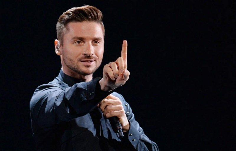 Сергей Лазарев снова споет на «Евровидении»