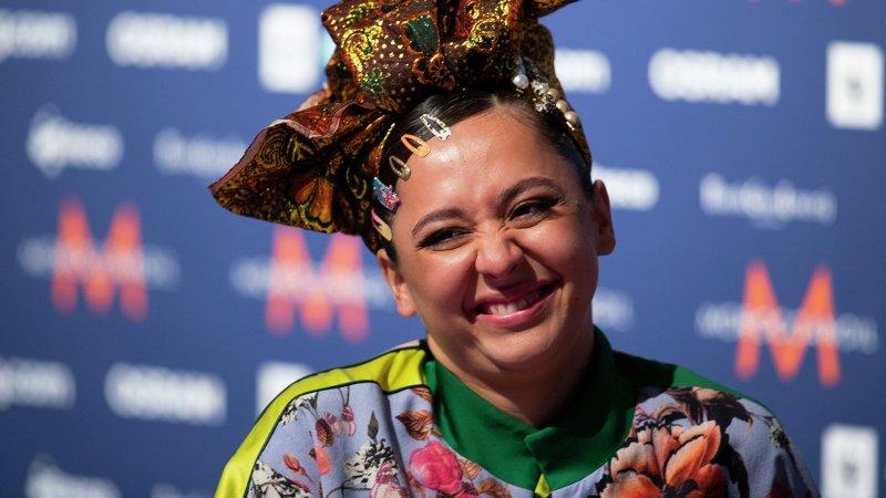 Певица Манижа прошла в финал «Евровидения»