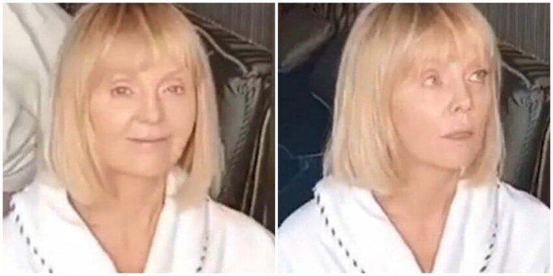 «Обычная бабулька»: Валерия без макияжа удивила фанатов