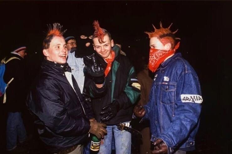 Жизнь самых обычных людей в 90-е