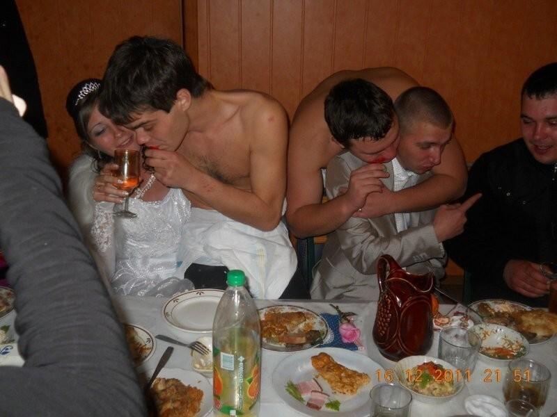Блеск и нищета российских свадеб