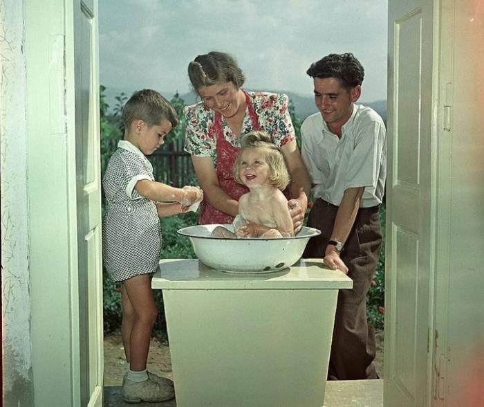 Корыта и тазы: любимые емкости из советского детства