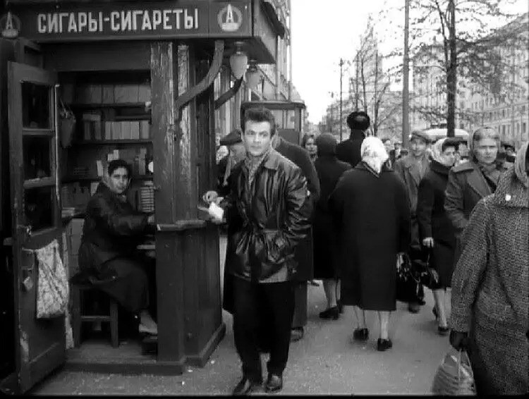 «Ларёчная» Москва в атмосферных снимках