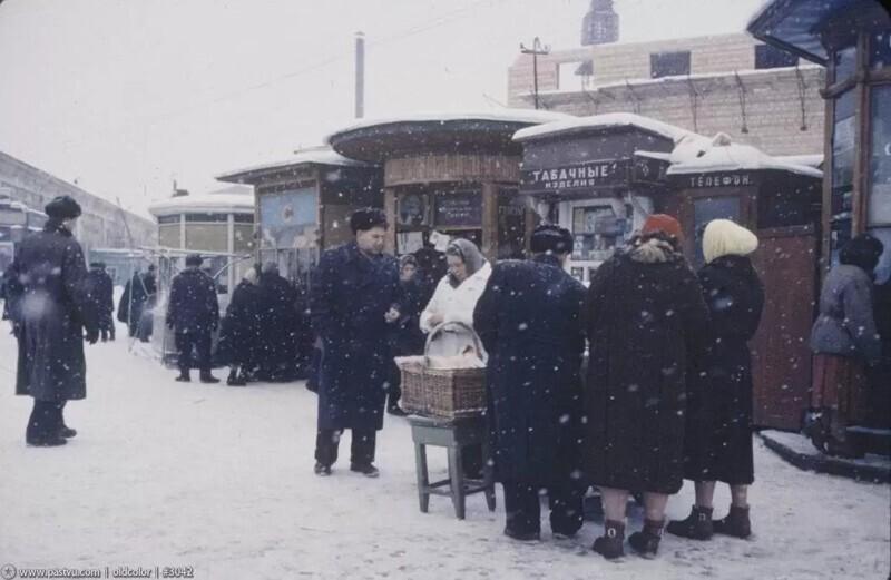 Рынок, 1959 год