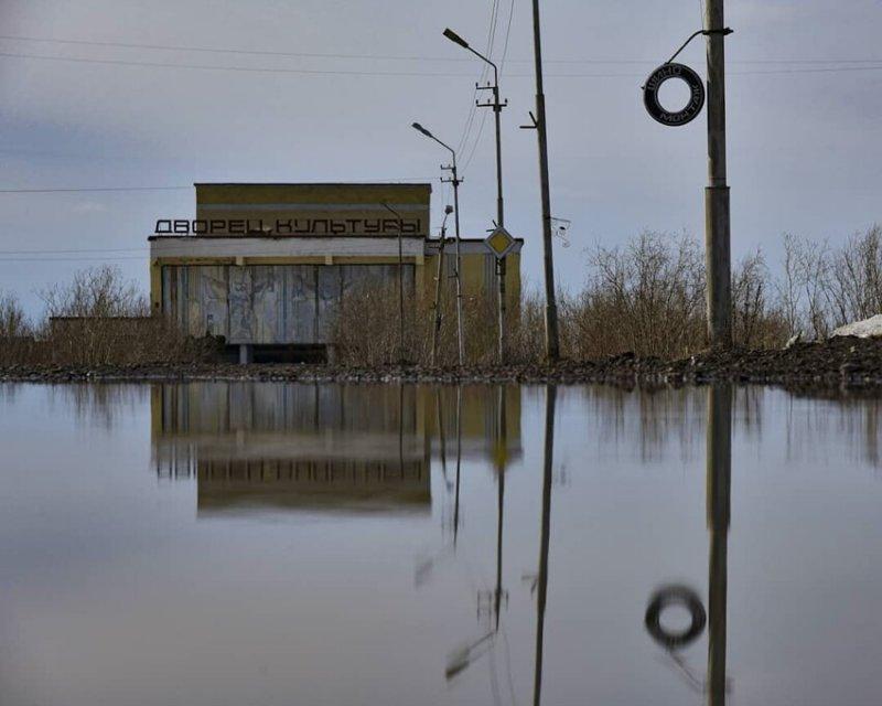 Воркута, заброшенный посёлок Комсомольский
