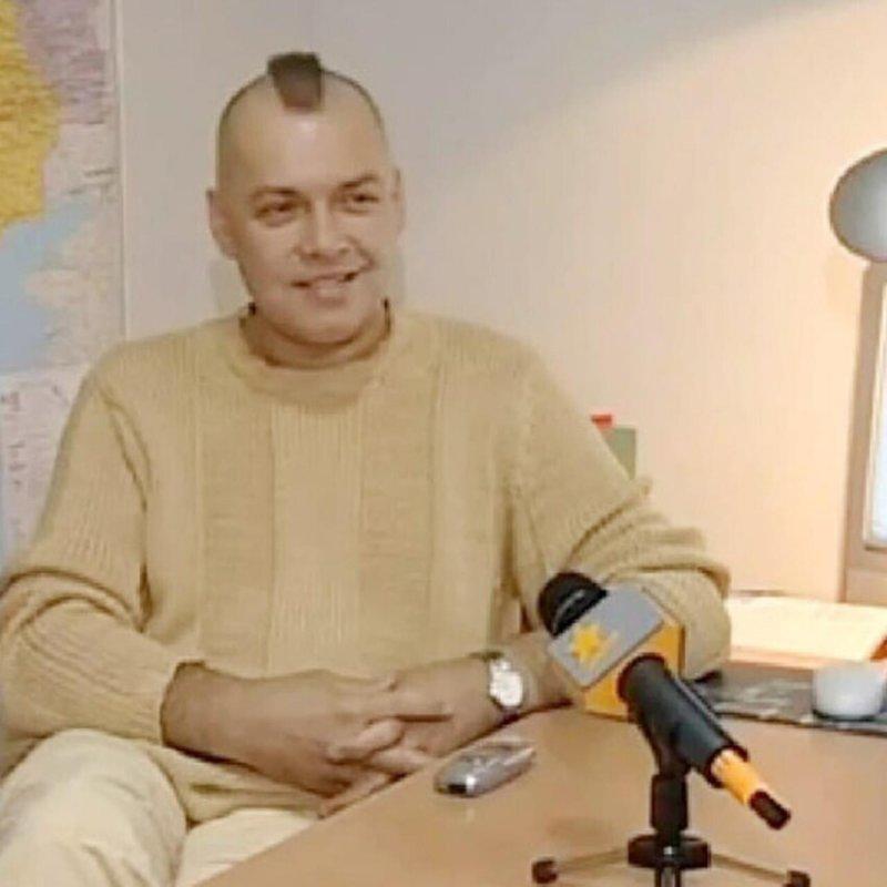 Ведущий Кисилев