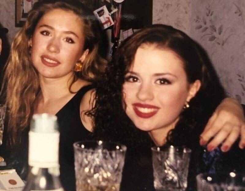 Как выглядели российские знаменитости в 90-е