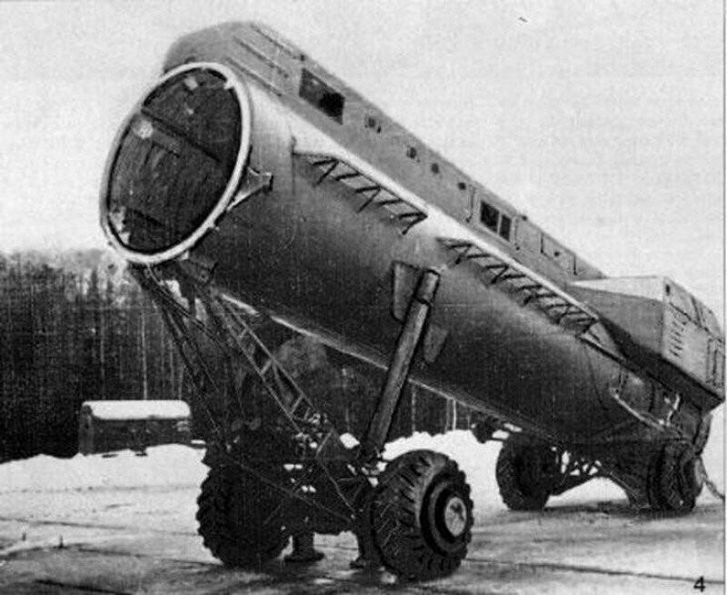 Пять секретных грузовиков СССР