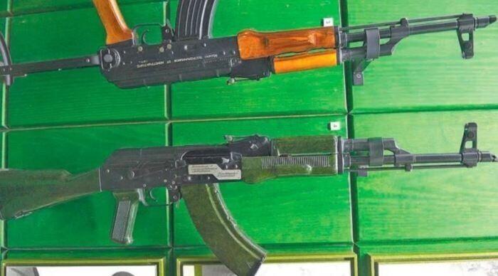 Для чего на «Ижмаше» делали зеленые автоматы Калашникова
