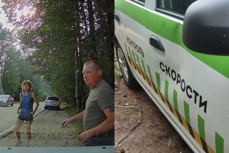 """""""Алло, я здесь п***ы получил"""": группа людей избила оператора камеры контроля скорости в Токсово"""