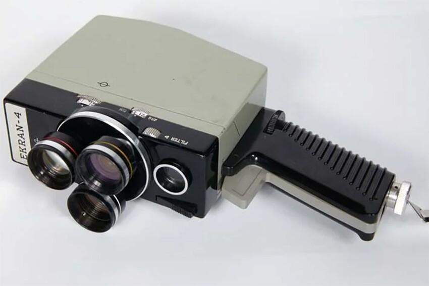 4. Кинокамера