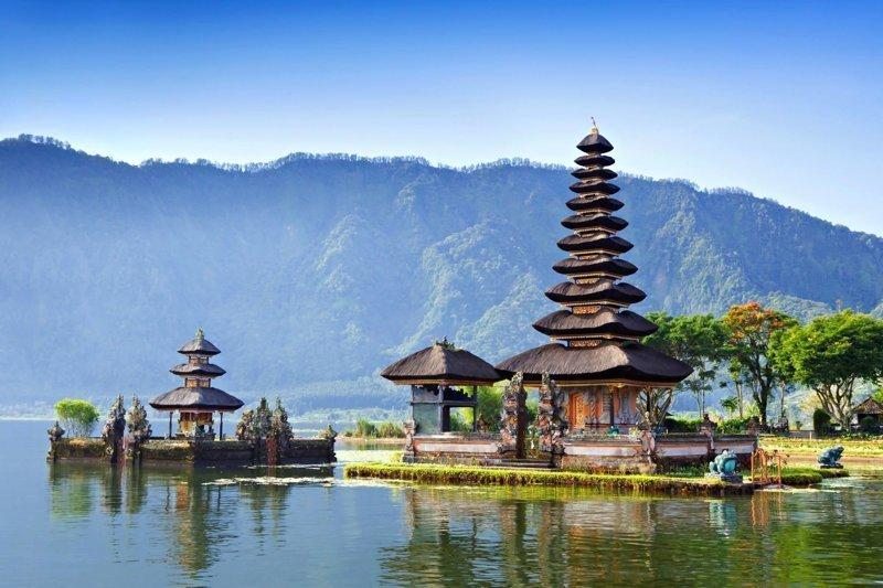 Некоторые княжества Индонезии