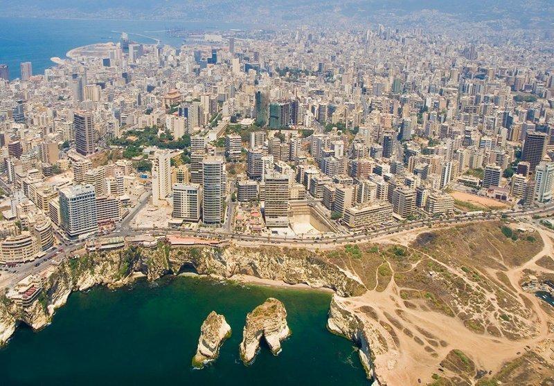Кикладские острова и Бейрут