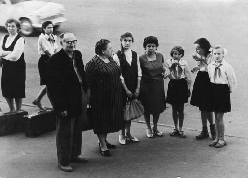 Счастливое советское детство 1950-60-х