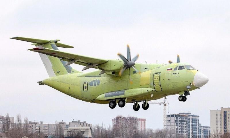 Первый полет самолета состоялся 30 марта 2019 года