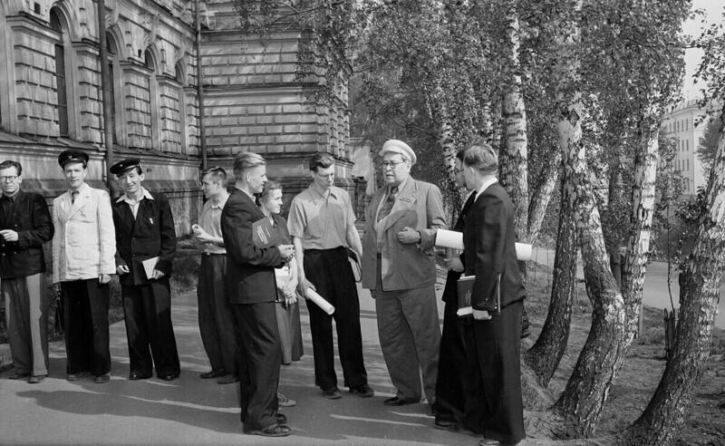 омск, профессор И.Н. Будаков