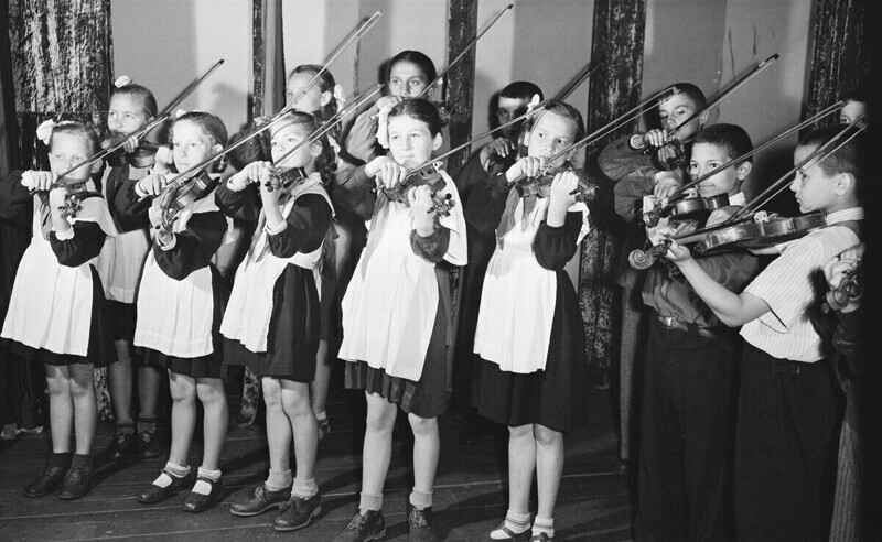 Кабарда, детская музыкальная школа
