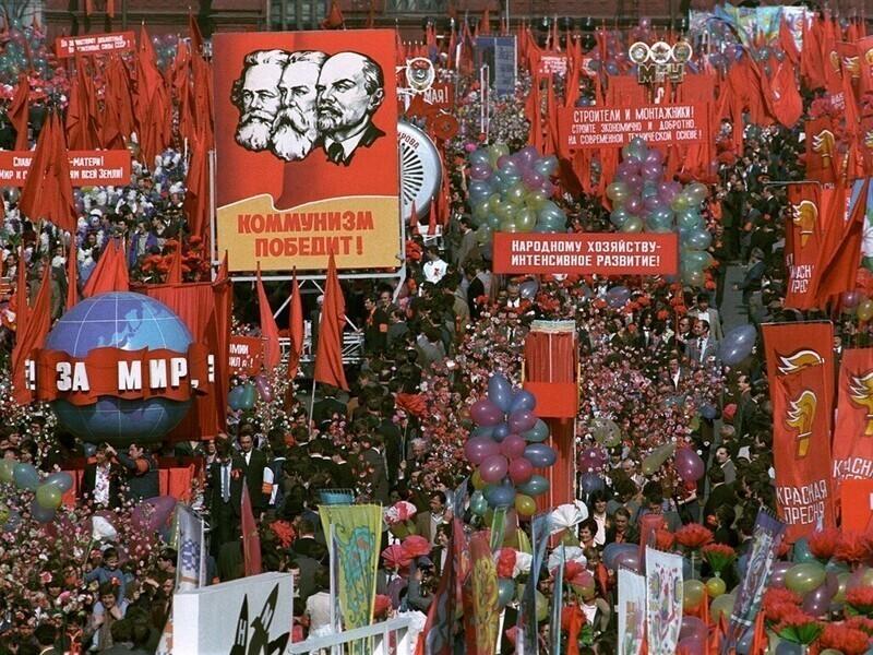 СССР на пороге перемен