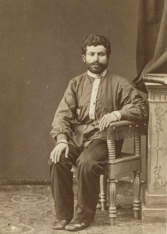 Житель Армении