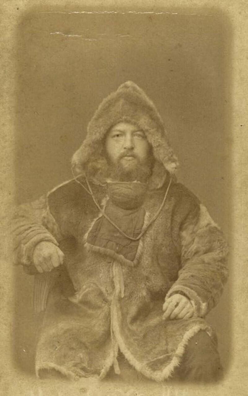 Александр Александрович Бунге, исследователь Арктики
