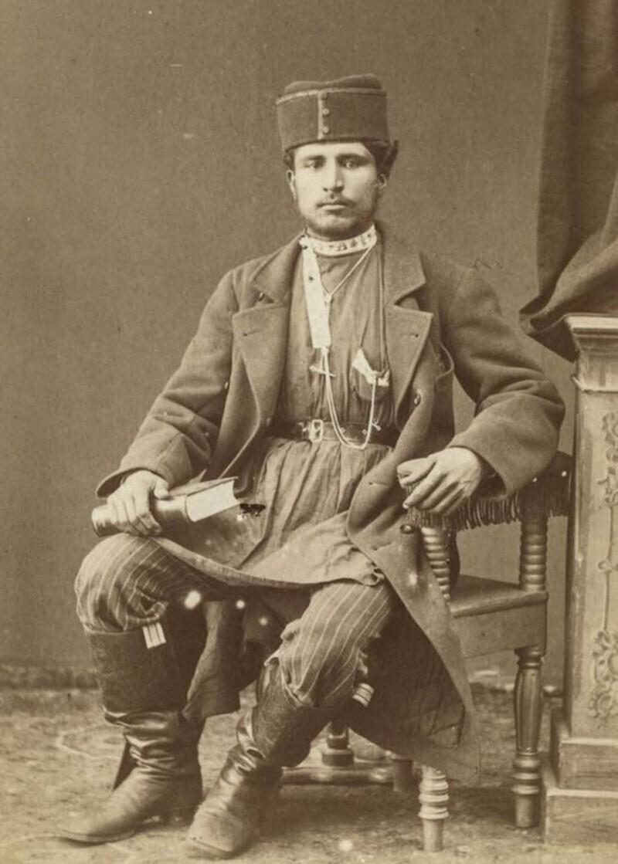 Мужчина-перс