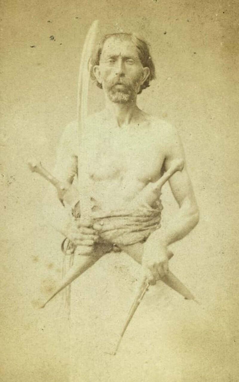 Персидский мужчина