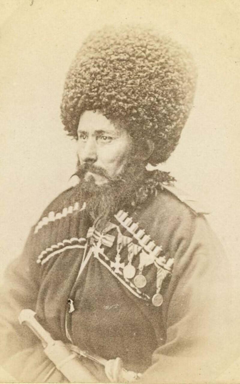 Горец из Дагестана