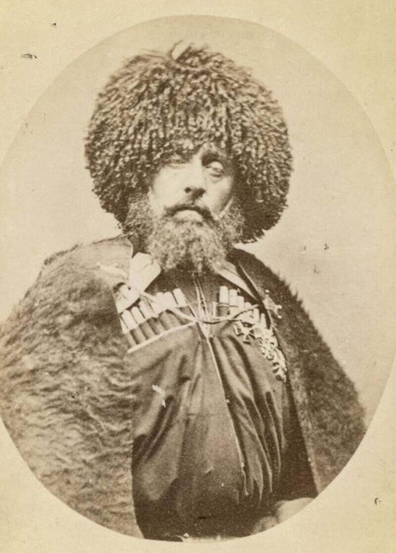 Александр Бек из Ингушетии