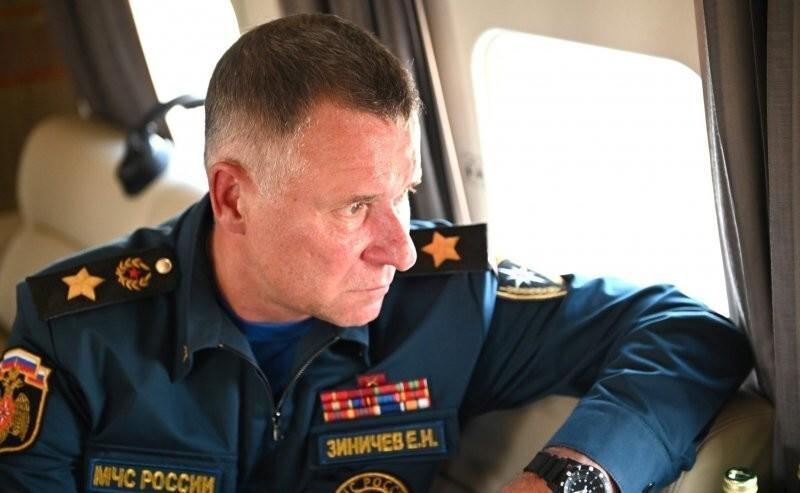 В Норильске погиб глава МЧС России Евгений Зиничев