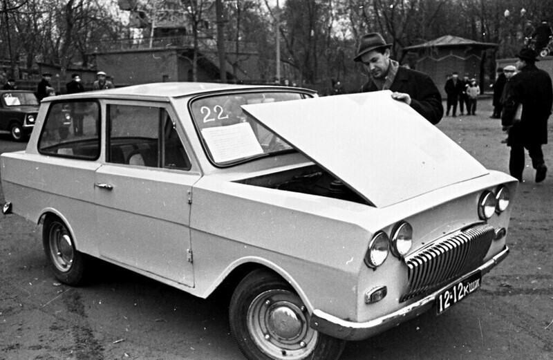 Самодельные автомобили из СССР, которые существовали в одном экземпляре