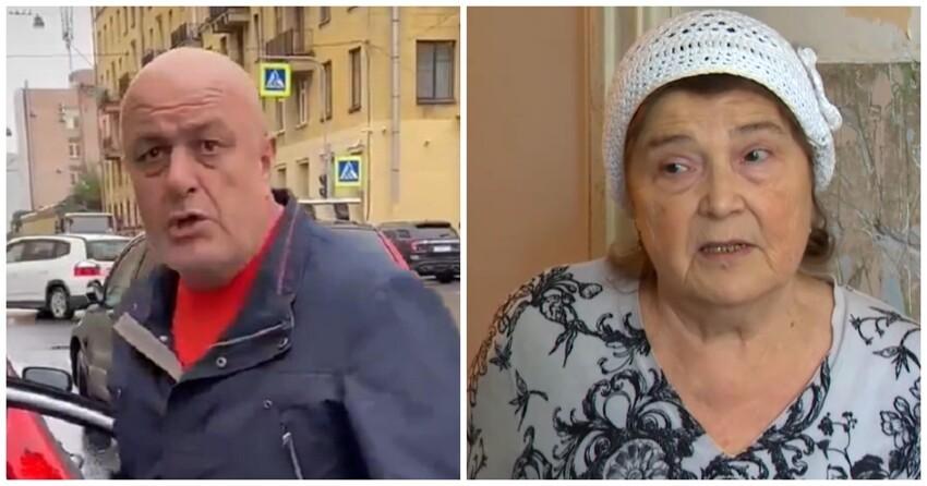 В Петербурге задержали таксиста, ударившего женщину-инвалида