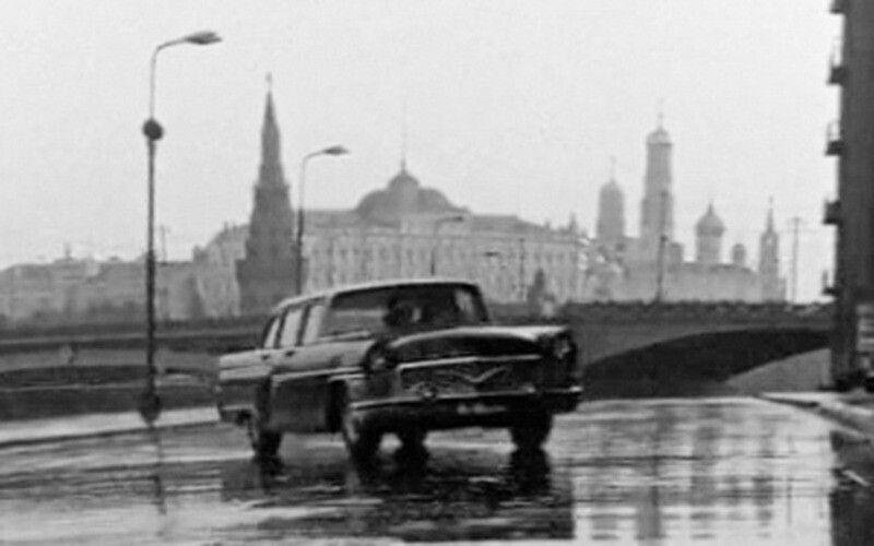 Чайка ГАЗ-13 и ее заокеанские прототипы