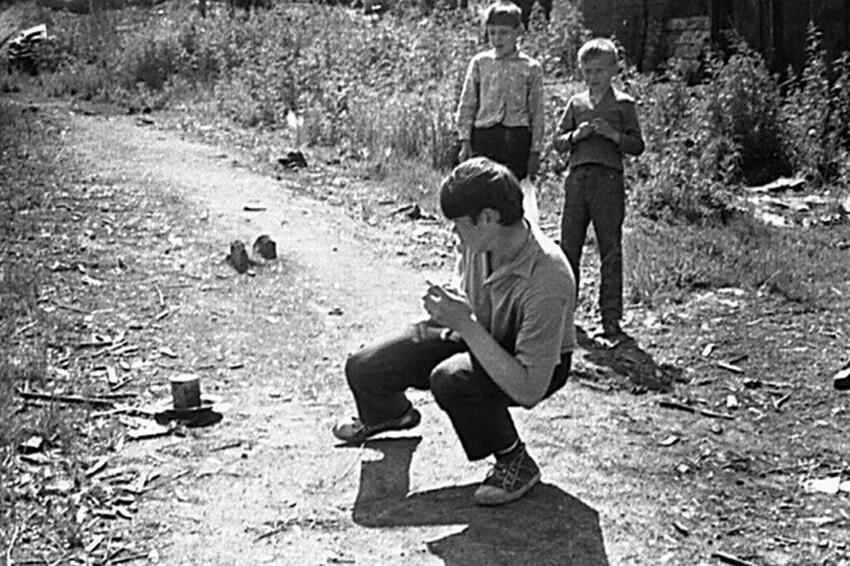 Петарды? Да у мальчишек СССР было десяток самоделок покруче